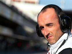"""Robert Kubica over geheime Formule E-test: """"Paar rondjes gereden"""""""