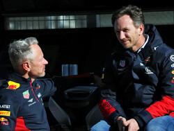 """Christian Horner: """"Voor Kerstmis nemen we een beslissing over onze coureurs!"""""""