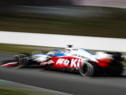 Williams neemt livery onder handen na vertrek titelsponsor