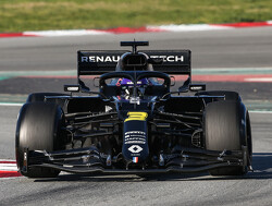 Ricciardo ends final morning of testing as fastest