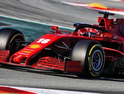 Reversed circuit races an 'interesting idea' - Leclerc