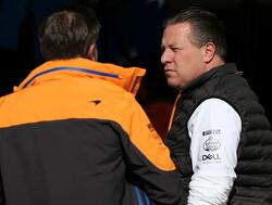 "Zak Brown: ""Fragiele Formule 1 dreigt vier teams te verliezen"""