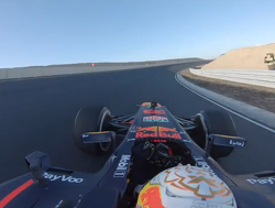 Onboard an F1 lap of Zandvoort with Max Verstappen