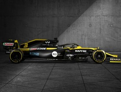 Renault unveils its 2020 race livery and new title sponsor