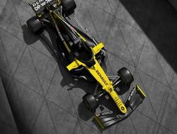 Foto's: Renault toont weinig vernieuwde kleuren van RS20 in pitstraat Melbourne