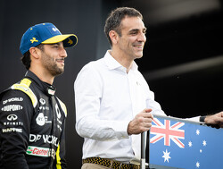 Renault's ambitions 'unchanged' following Ricciardo's departure - Abiteboul