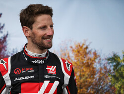 Grosjean hails Haas for being open about team's uncertain future