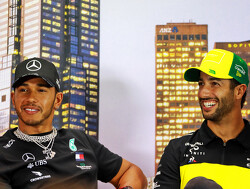 Ricciardo: Hamilton's consistent success in F1 'warrants respect'