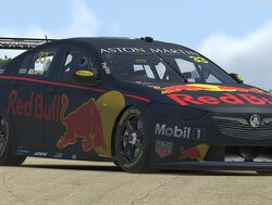 Verstappen reveals livery for Supercars ESeries entry