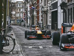 Foto's: The Dutch Road Trip met Max Verstappen en Alexander Albon