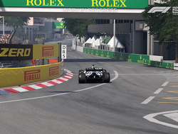 Hot lap around Monaco on new F1 2020 game