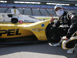 Texas Qualifying:  Newgarden takes pole ahead of Dixon