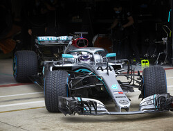 Hamilton concludes two-day Silverstone test for Mercedes