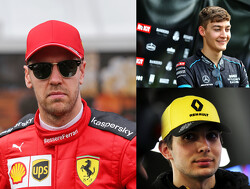 Poll: What should Mercedes' driver pairing in 2021 be?