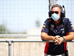 """Christian Horner: """"Kwalificeren voor beide Mercedes-coureurs wordt lastig"""""""