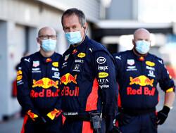 Red Bull zal lang moeten wachten voordat nieuwe personeel aan de gang kan