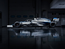 Williams past 'augmented reality' toe op presentatie FW43B