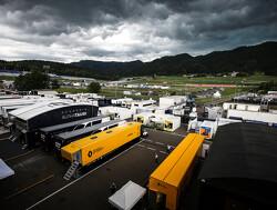 Foto's: Zo ziet de corona paddock in Oostenrijk eruit