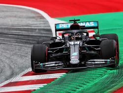 Trillingen op kerbstones Red Bull Ring niet goed voor Mercedes