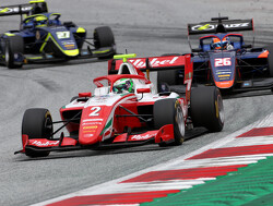 Feature Race:  Vesti takes victory for Prema as rain ends race early