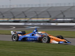GMR Indy Grand Prix:  Dixon takes convincing win at Indy ahead of Rahal