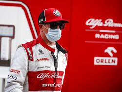 Kimi Raikkonen haalt nog altijd veel plezier uit de Formule 1