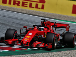 Vettel 'happy to only spin once' during difficult Austrian GP