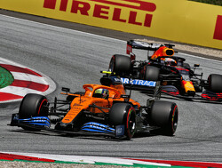 Norris expects Sunday fight against Racing Point and Ferrari after shock qualifying result