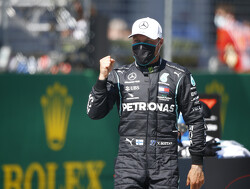 Qualifying: Bottas on pole, Ferrari behind midfield teams
