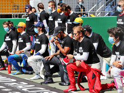 How F1's united anti-racism message will be voiced on Sunday at Silverstone
