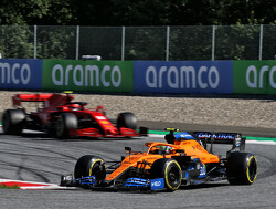 Norris wary of Ferrari comeback despite podium finish