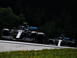 Mercedes' gearbox issues started during Friday practice in Austria