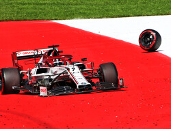 Alfa Romeo fined €5,000 for Raikkonen's unsafe pit stop