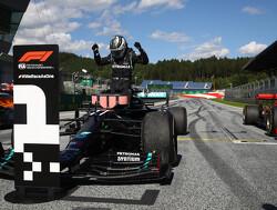 Jolyon Palmer analyseert race 1 in Oostenrijk