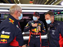 Christian Horner ontkent clausule in contract Max Verstappen