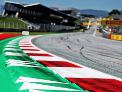 Starting grid for the 2020 Styrian Grand Prix