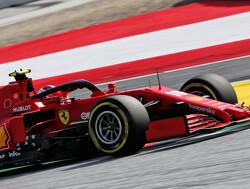 Updates lijken voor Ferrari te werken