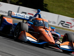 Road America Race 1:  Dixon makes it three in a row as Palou takes first podium