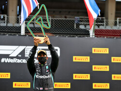 Hamilton 'over the moon' after 'psychologically challenging' first race in Austria
