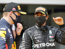"""Albers: """"Lewis Hamilton wil Max Verstappen nooit als teamgenoot"""""""