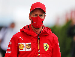Lack of control over future 'exciting' - Vettel