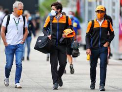 Achter de schermen bij McLaren tijdens de Grand Prix van Hongarije 2020