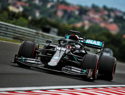 Qualifying:  Hamilton edges Bottas to pole position