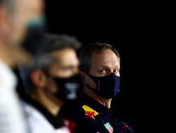 Red Bull 'disappointed, not surprised' by gap to Mercedes