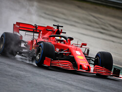 FP2: Vettel tops wet second practice at the Hungaroring