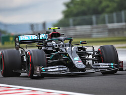 FP3: Bottas leads Hamilton, Perez close behind