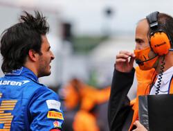 """Carlos Sainz: """"Als het gaat regenen zit ik dik in problemen"""""""