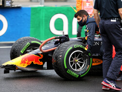 Verstappen: Second place feels 'like a victory' after pre-race crash