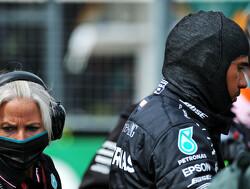 """F1 reageert op Hamilton: """"Antiracisme heeft nog steeds onze prioriteit"""""""