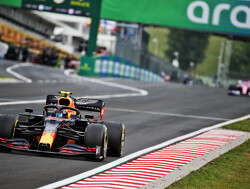 Albon avoids penalty following grid incident before Hungarian GP
